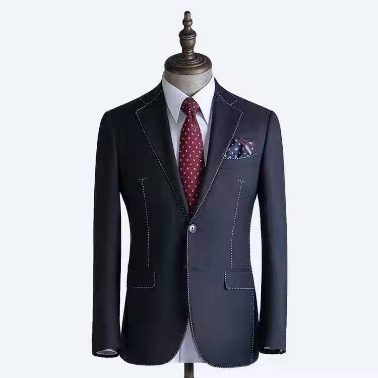 定制衬衫跟领带的搭配大法,大家一起学起来